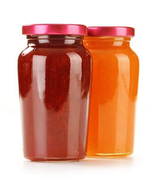 Confiture, miel : dates pouvant être largement dépassées