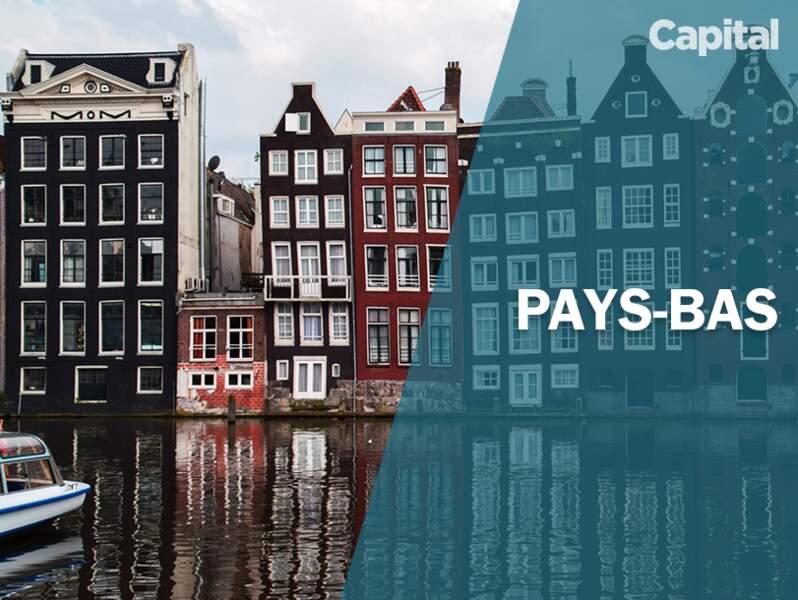 Pays-Bas : 900 radars