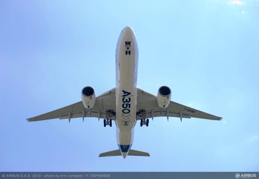 L'A350 d'Airbus, l'invité surprise ?