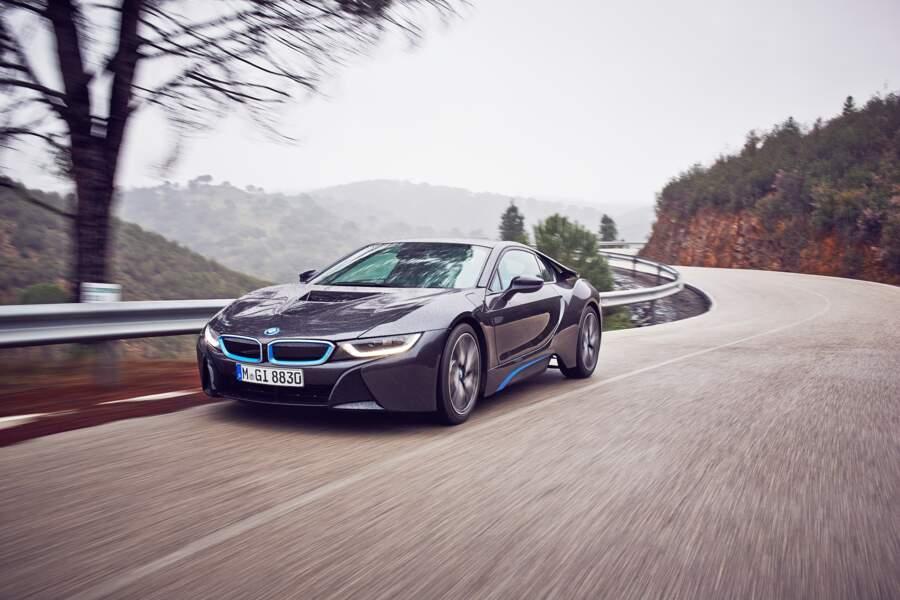 BMW i8 : le futur du groupe ?