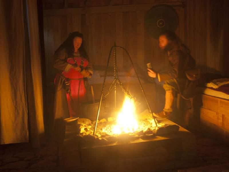 Un gîte en Normandie pour vivre comme à l'époque Viking