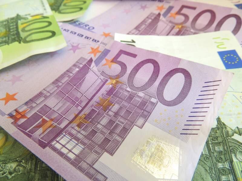 Mais pas vers l'euro