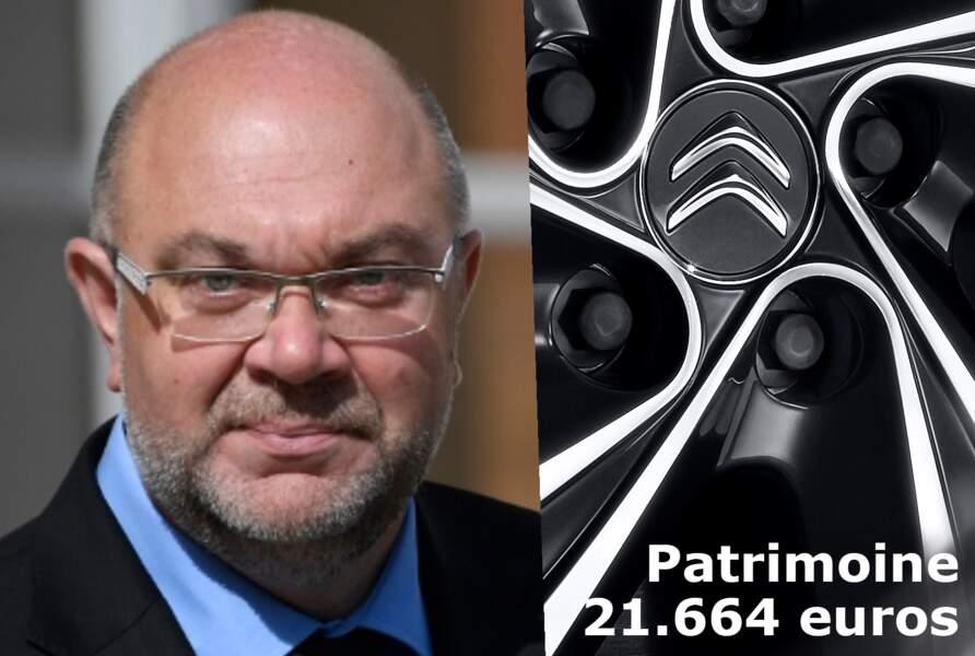 Stéphane Travert - Ministre de l'Agriculture et de l'Alimentation
