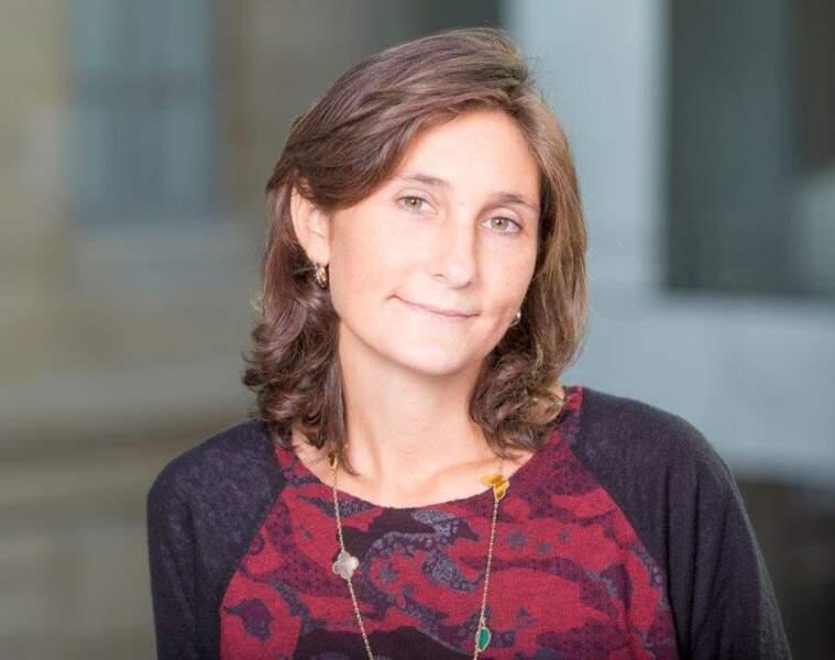 Amélie Oudéa-Castera