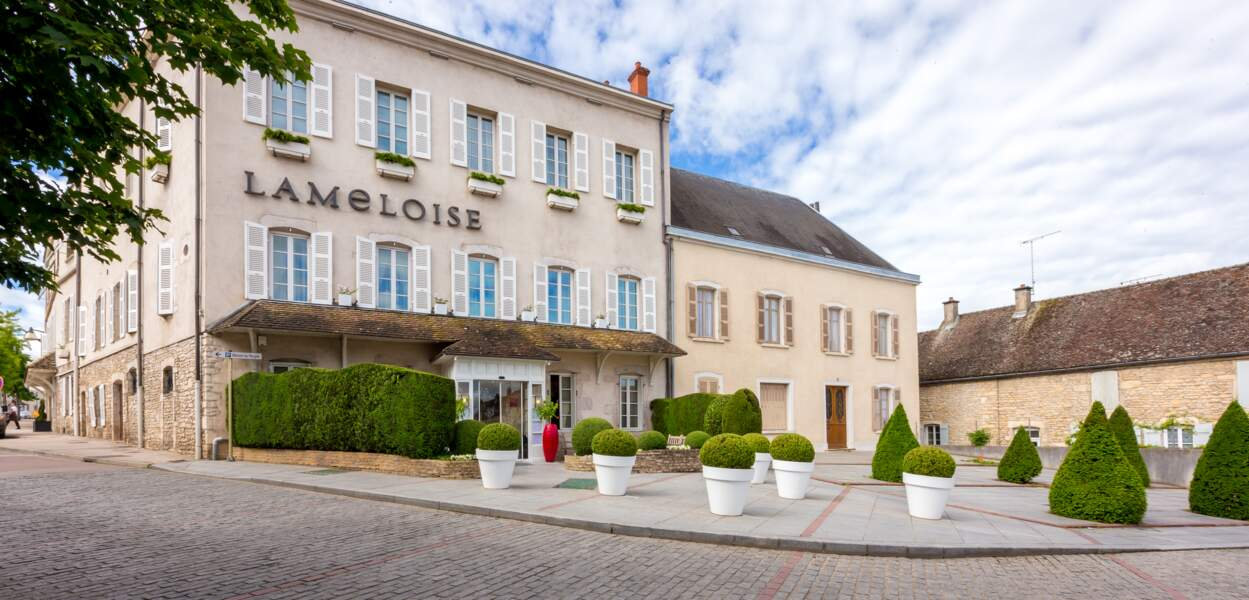 Maison Lameloise, Chagny