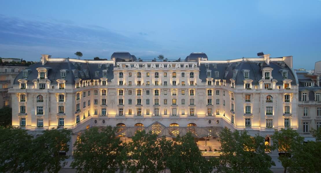 Hôtel Peninsula, Paris 16è