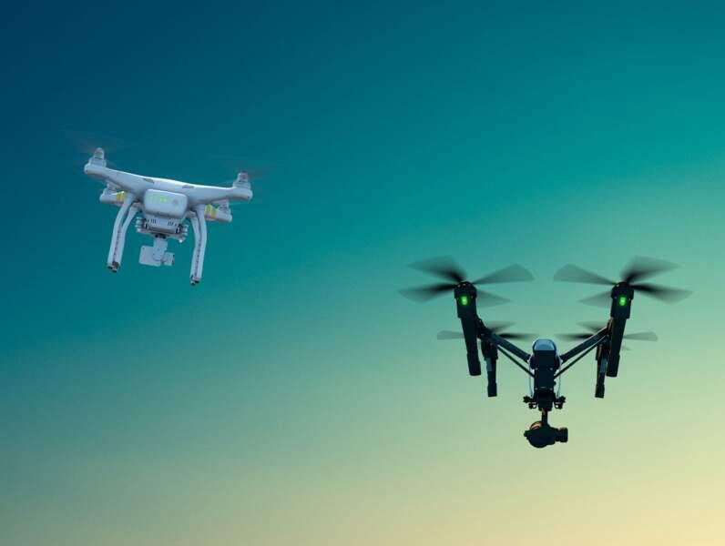 La course de drones : des sensations fortes sans quitter le sol