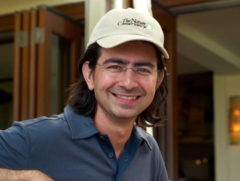 Pierre Omidyar : avec eBay, sa curiosité lui a rapporté gros