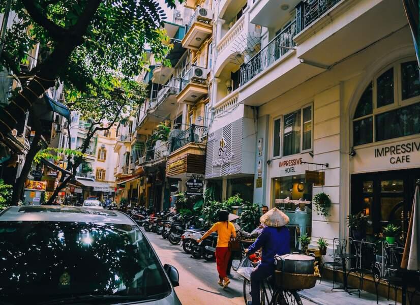 Hanoï (Vietnam) : un coût de la vie qui défie toute concurrence