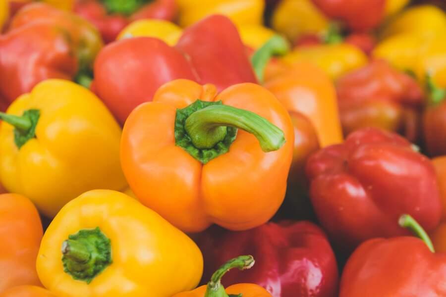 6. Piments et poivrons