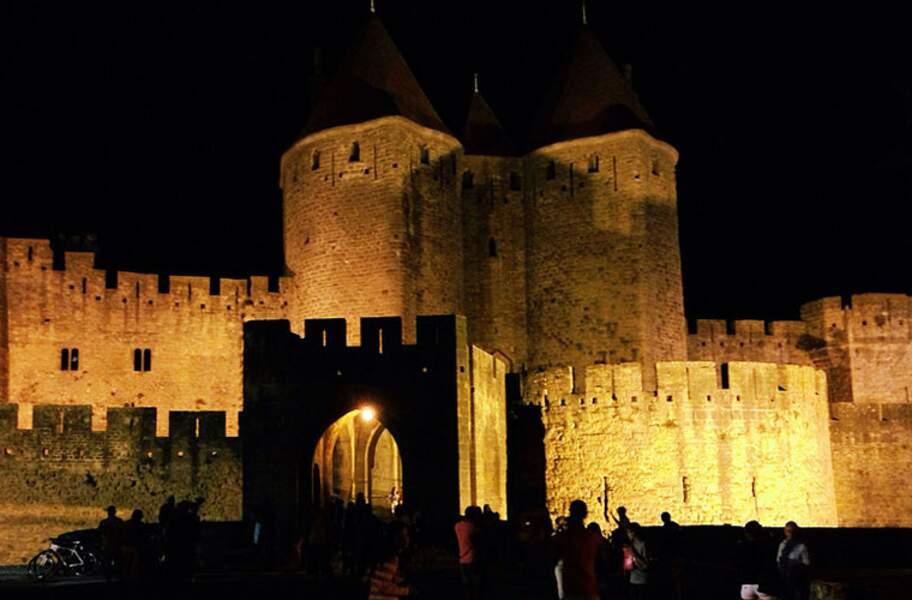 La ville fortifiée historique de Carcassonne