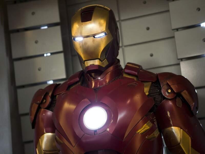 4. Iron Man