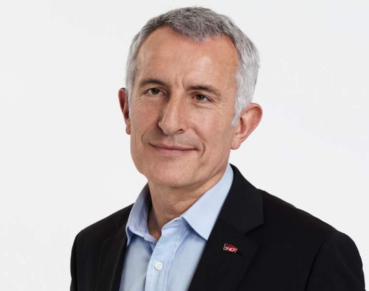 Guillaume Pepy, le patron aux commandes de la SNCF