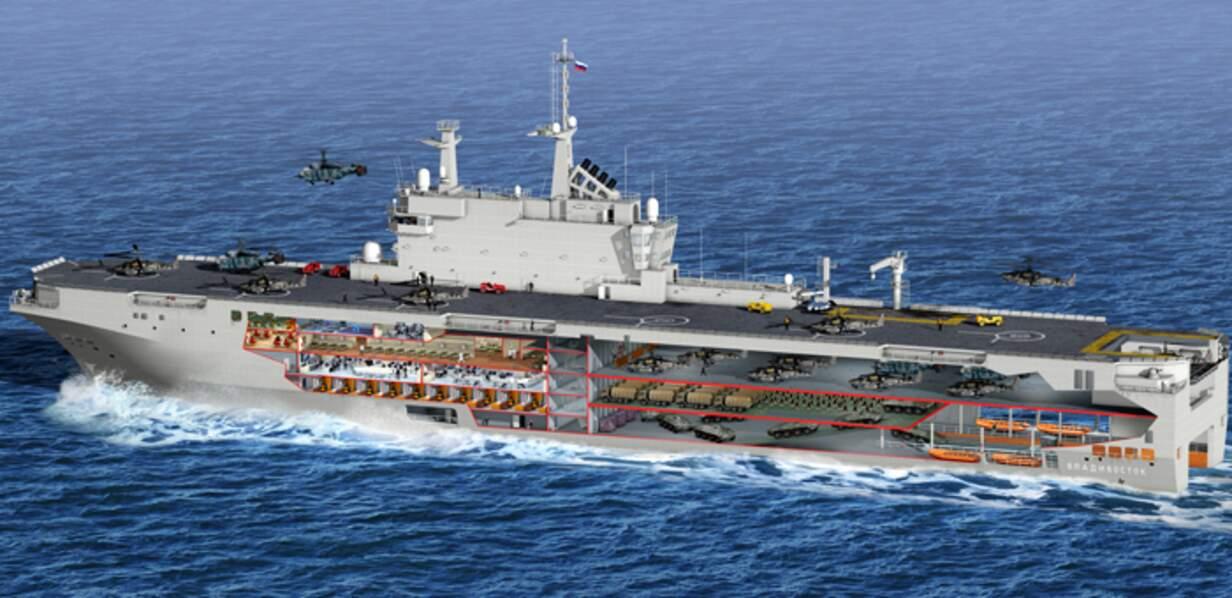 Un navire construit à Saint-Nazaire