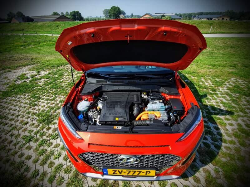 Focus sur le moteur hybride