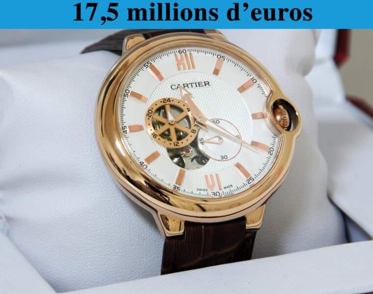 La bijouterie Cartier à Cannes