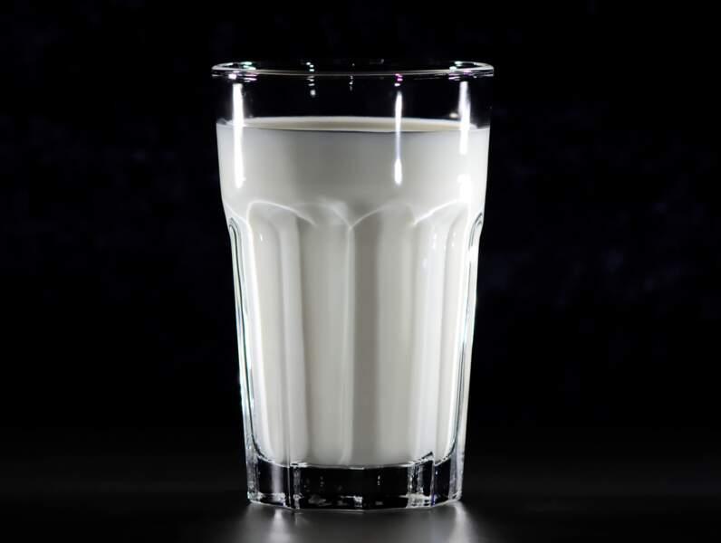 Lait UHT et lait cru