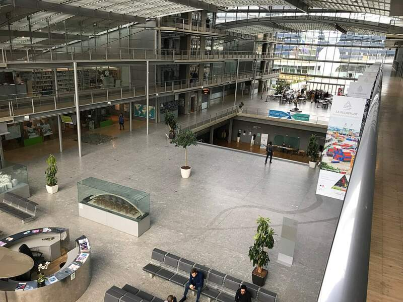 8.Ecole des Ponts ParisTech