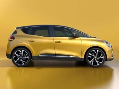 Les 6 trouvailles design du Renault Scénic