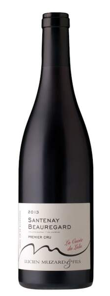Santenay 1er cru, Beauregard 2013, Domaine Lucien Muzard, Cuvée de Lulu