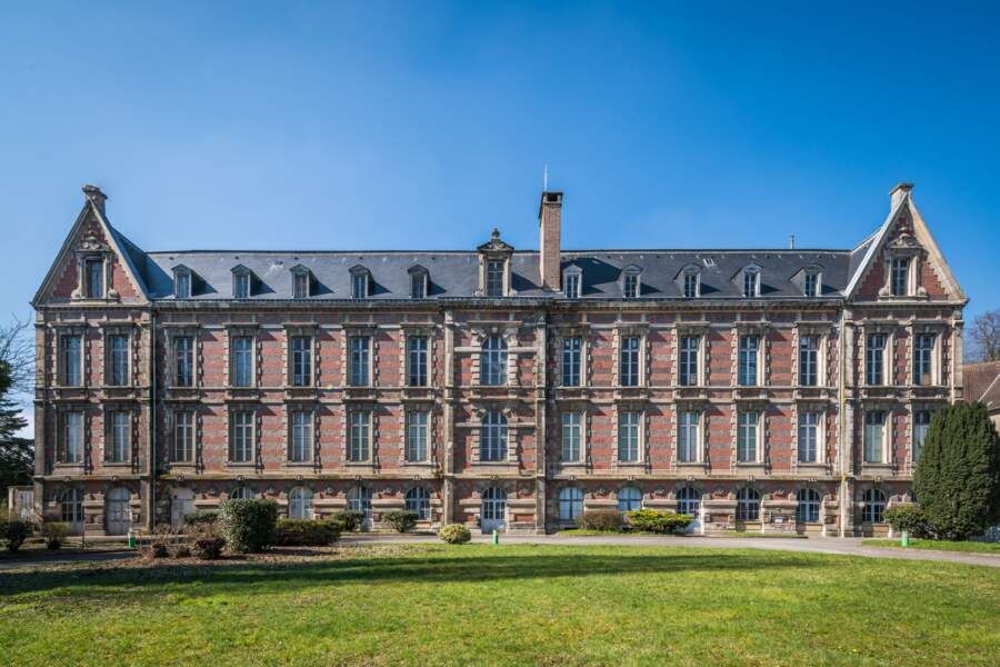 Hauts-de-France : Hôtel-Dieu de Château-Thierry