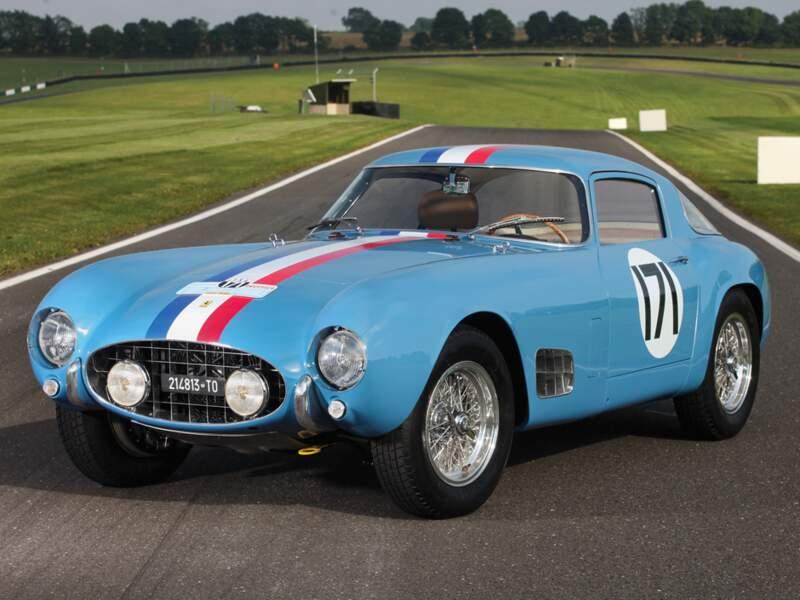 """Ferrari 250 GT Berlinetta Competizione """"Tour de France"""" de 1956 - 7 millions d'euros"""