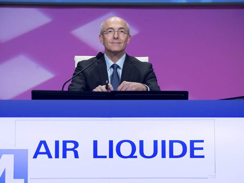 Le CV de Benoît Potier, P-DG d'Air Liquide