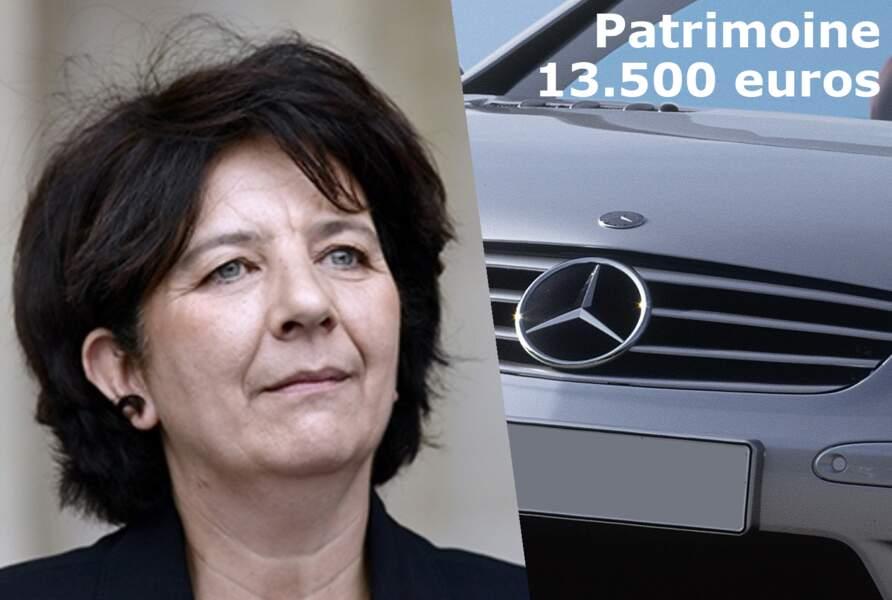 Frédérique Vidal - Ministre de l'Enseignement supérieur, de la Recherche et de l'Innovation