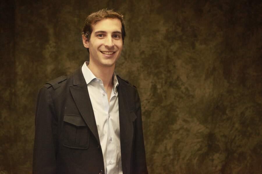 Eric Setton, 30 ans, fondateur de Tango : il défie skype et apple avec ses 120 millions de membres