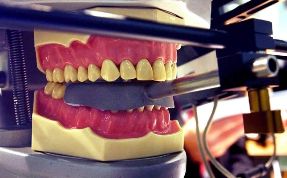 Chirurgie osseuse : des prothèses créées sur mesure
