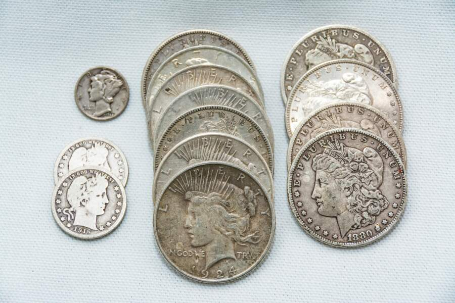 Achetez des pièces d'argent plutôt que des lingots