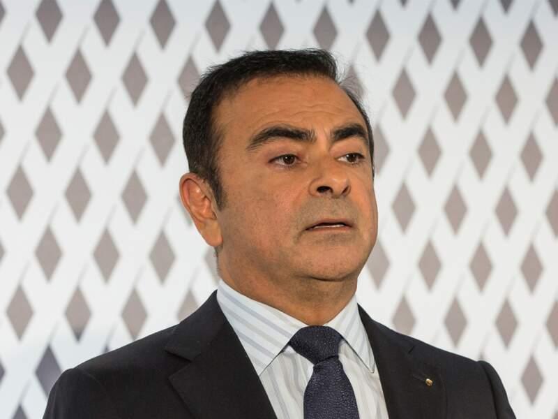 N° 17 - Carlos Ghosn (Renault)