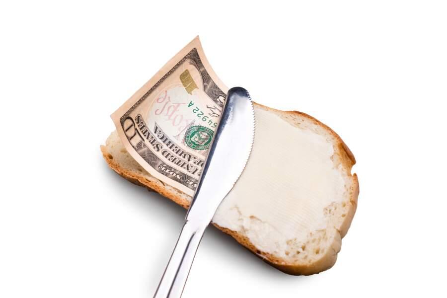 Le beurre et l'argent du beurre