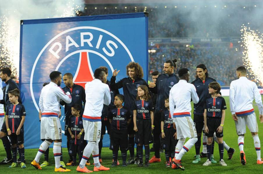 Le club Paris Saint Germain
