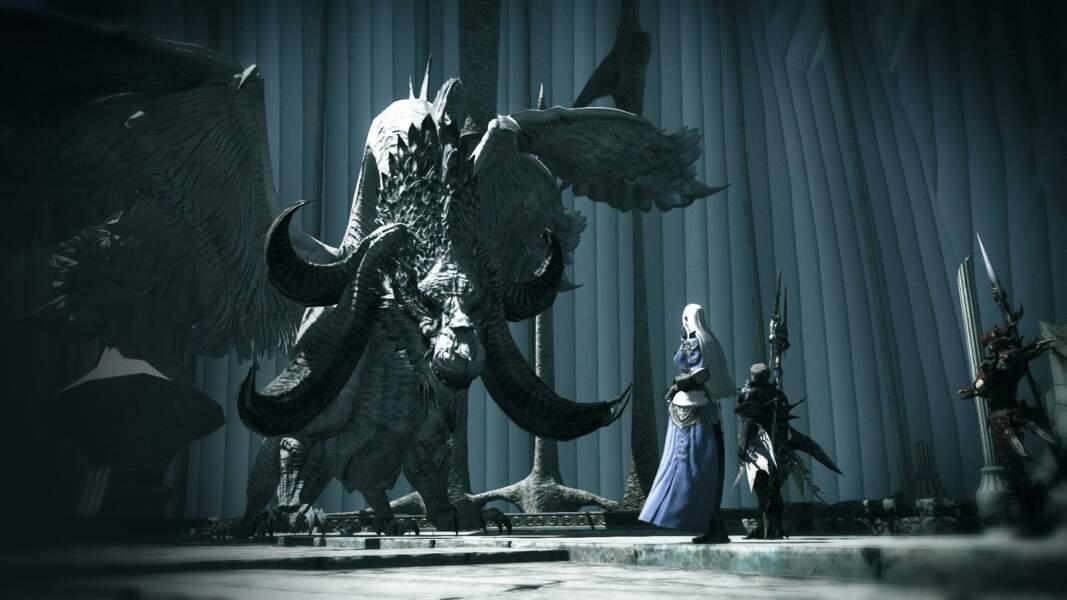 Final Fantasy (110 millions) : numéro 9