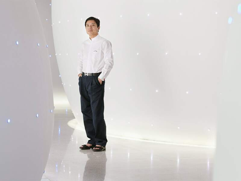 Robin Li, Baidu : il dirige le clone de Google, utilisé par 600millions de chinois