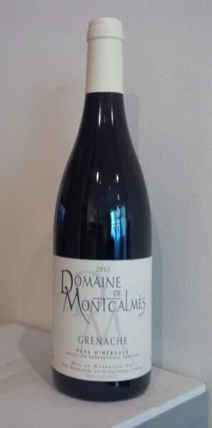 La surprise : Domaine de Montcalmès, 2012