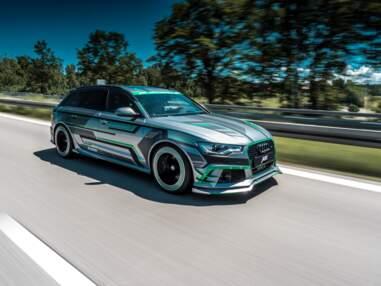 Bonus images de la Audi RS6-E préparée par ABT Sportsline