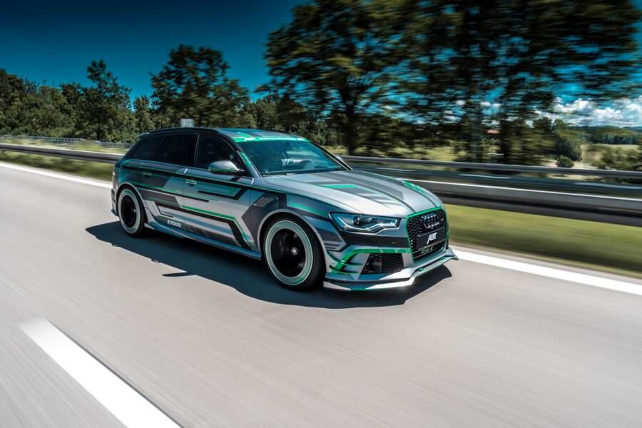 Audi RS6-E - 1