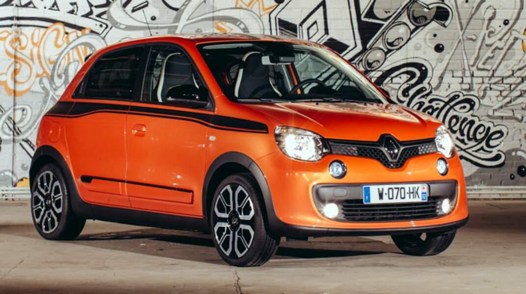 N°10 : Renault Twingo