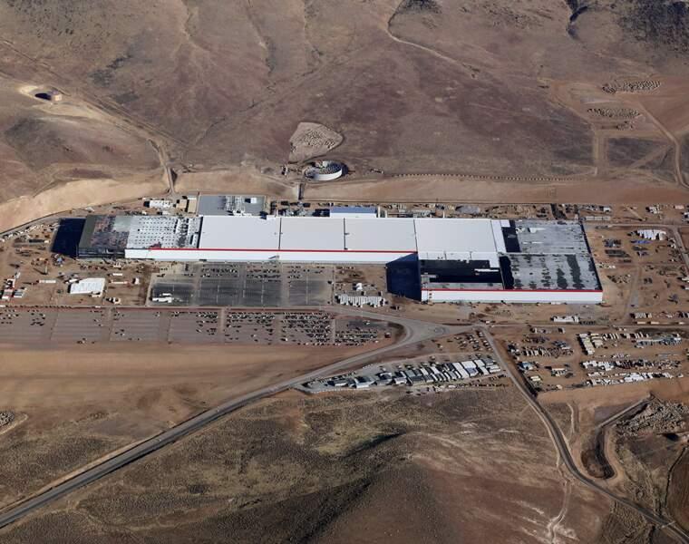Gigafactory : une méga usine pour produire des giga batteries