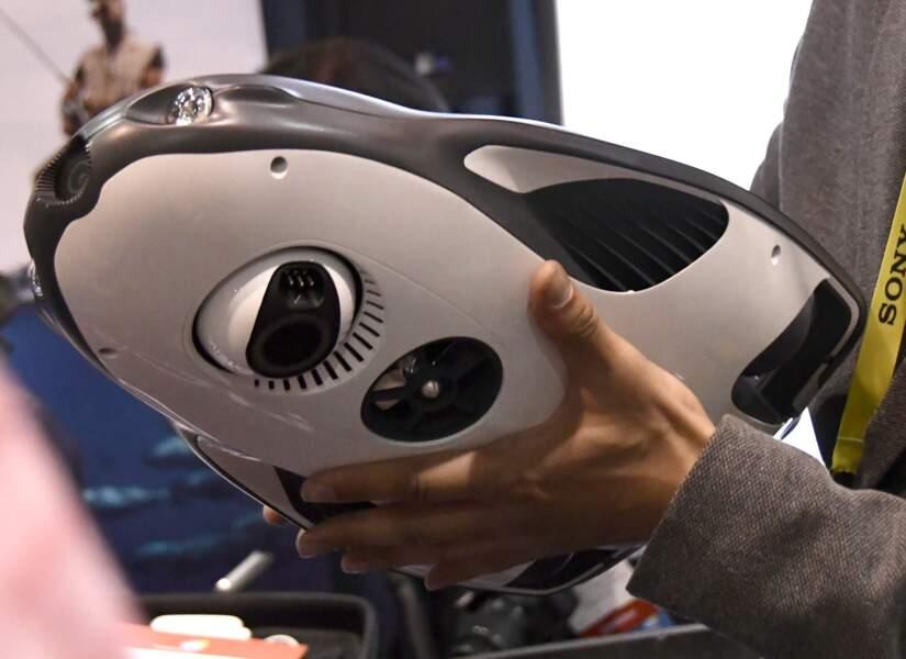 PowerRay, le robot qui vous aide à explorer les fonds marins