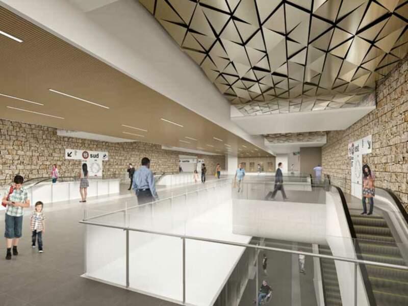 Gare de Champigny Centre