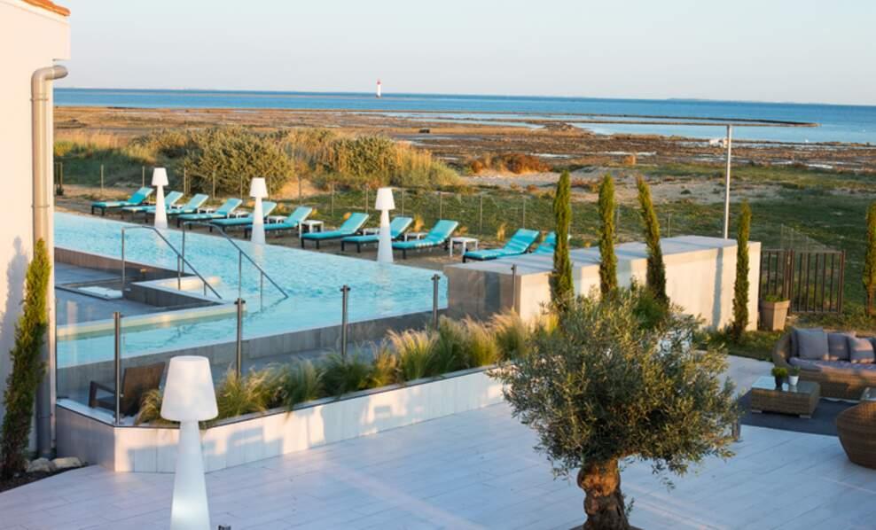 Espagne : Hôtel Atalante, Ile de Ré