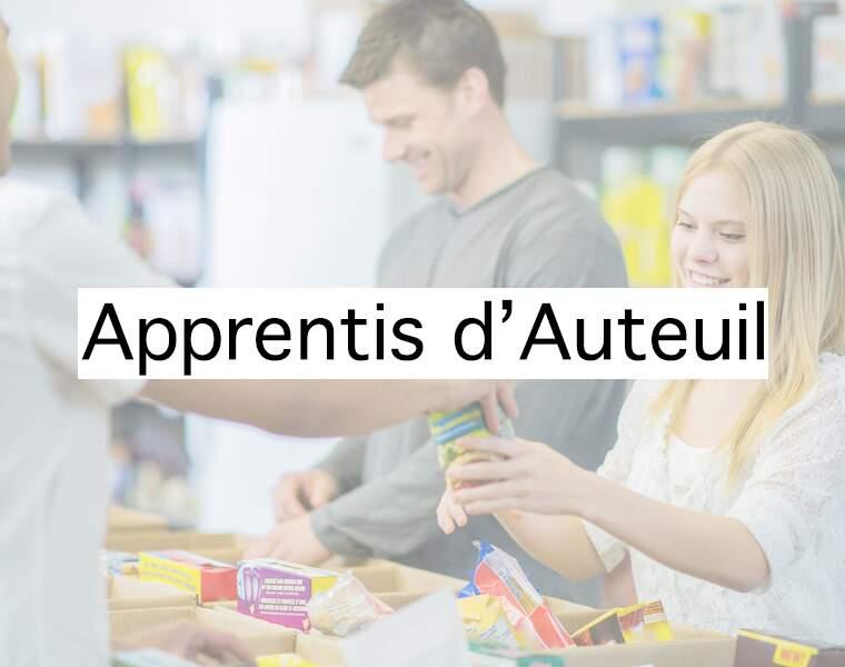 9ème ex aequo : Apprentis d'Auteuil (Fondation d'Auteuil)