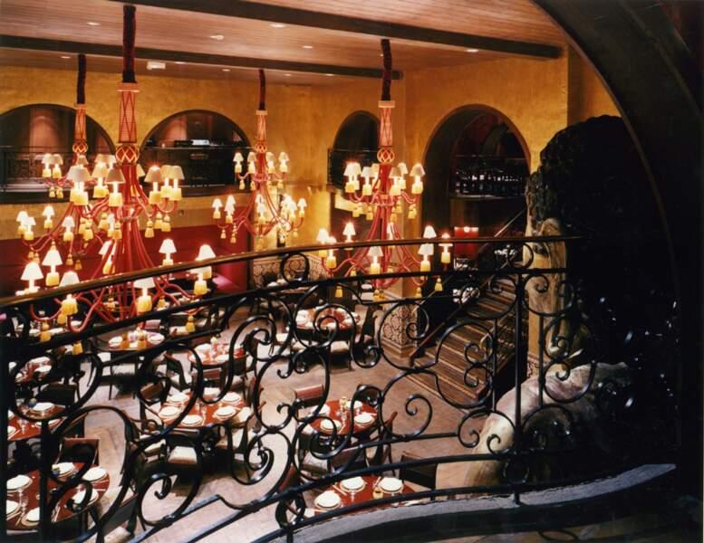 Buddha Bar Hôtel, 4, rue d'Anjou, Paris 8e