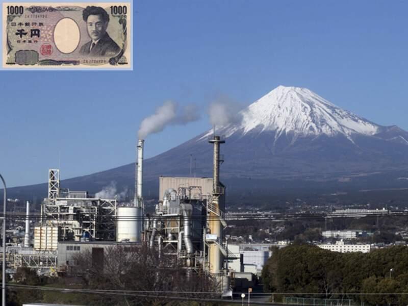 Coulé par les Abenomics, le yen japonais fait le bonheur des touristes