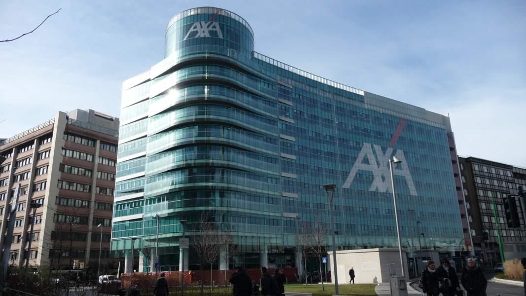 Axa acquiert l'américain XL pour 12 milliards d'euros et devient n°1 mondial de l'assurance