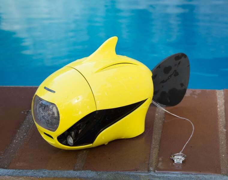 Le drone aquatique