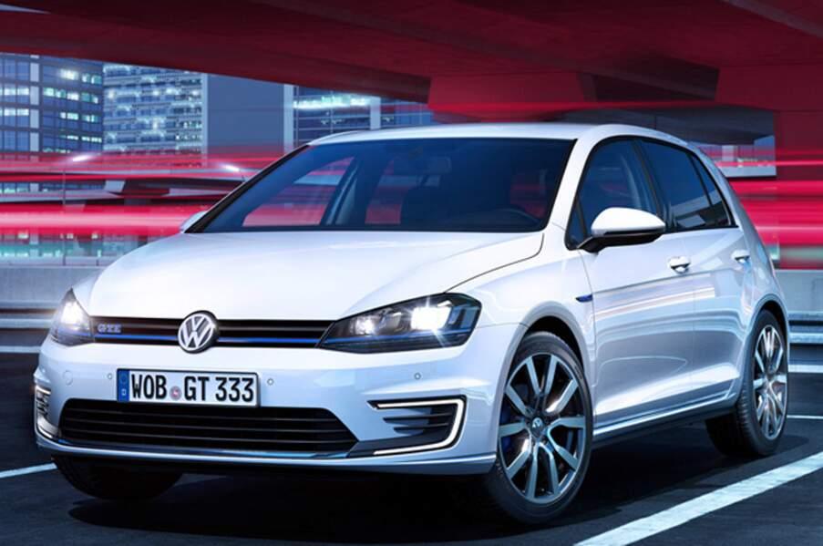 """Volkswagen, """"voiture du peuple"""", la marque historique du groupe"""